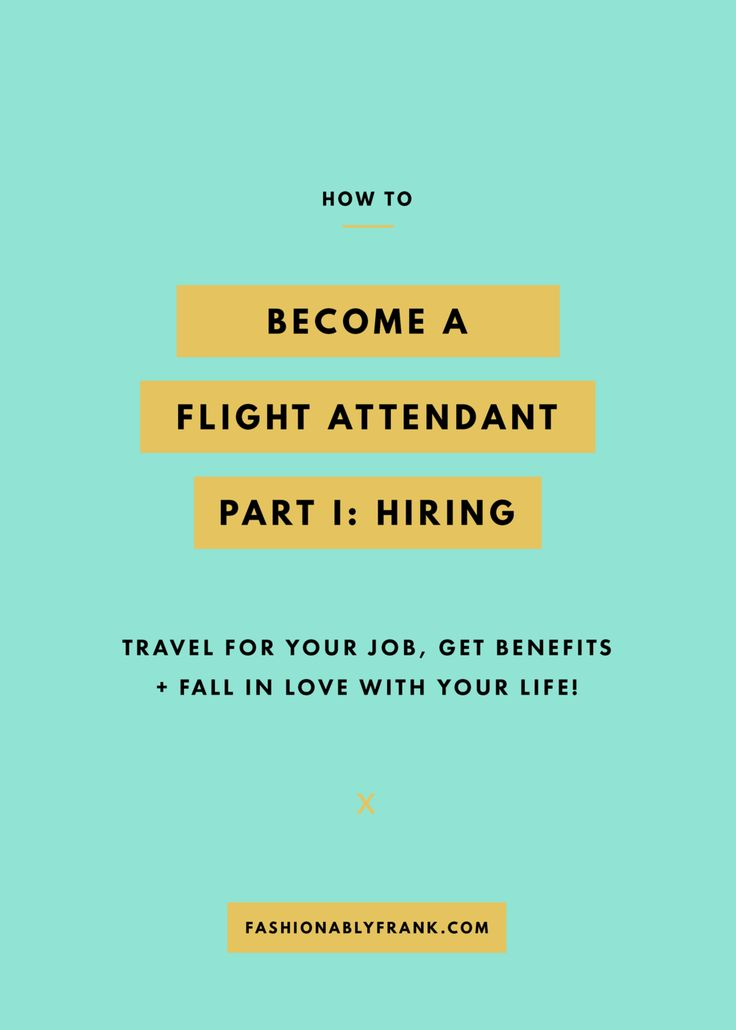 Resume For Flight Attendant 19 Best Dream Job Images On Pinterest  Dream Job Flight Attendant .