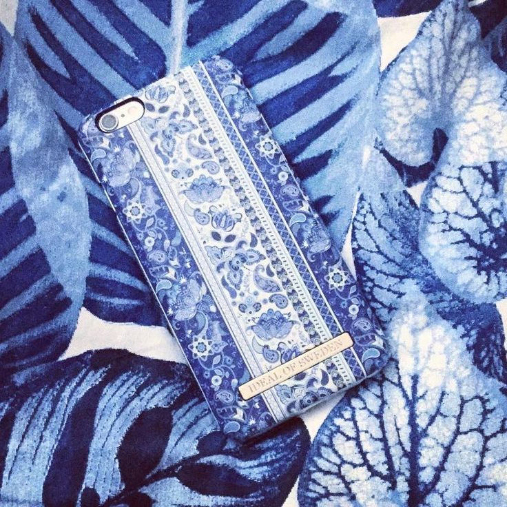 Boho by @louisehynninen - Fashion case phone cases iphone inspiration iDeal of Sweden #Bohemic #blue  #fashion #inspo #iphone