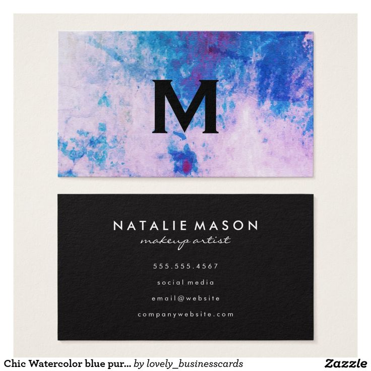 54 best Chic Business Cards images on Pinterest | Business cards ...