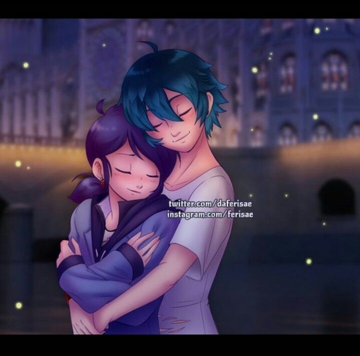 I can't help it but I need to ship it lukanette | Miraculous Ladybug