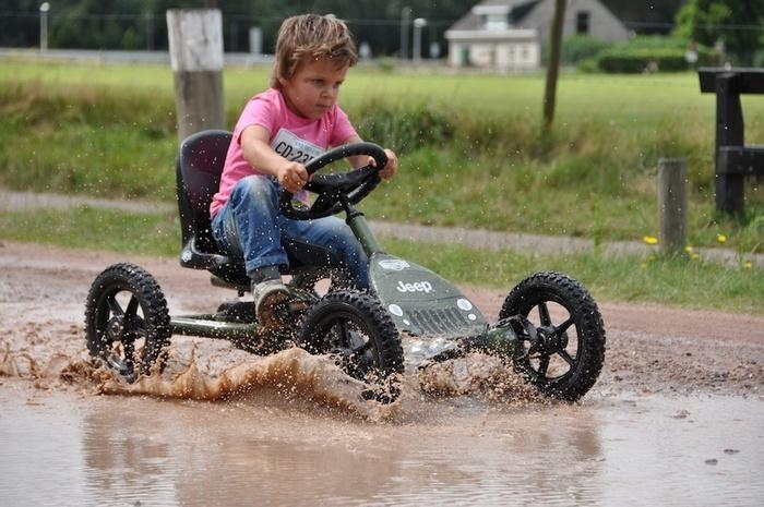 Jeep Junior  BERG Toys