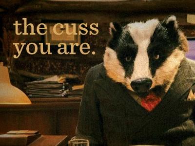 Fantastic Mr. Fox...love this movie!