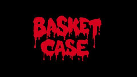1980s Horror Movie Typography