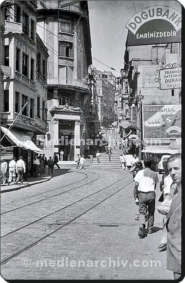 Karakoy 1950ler