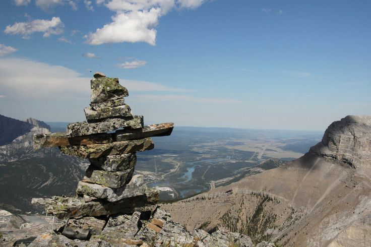 The view of the prairies from Pigeon Mountain in Canmore. | 14 Sites In Alberta That Will Make You Feel Alive