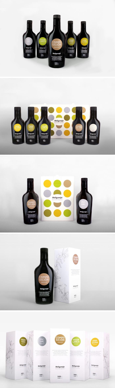 Melgarejo premium #oliveoil #packaging PD