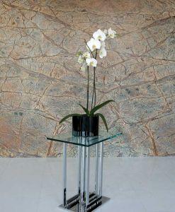 tavolino di servizio salotto soggiorno basso cristallo divano da fumo in vetro nero arredamento casa moderno on line alberghi bianco contemporaneo design