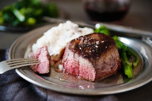 Tips for Grilling the Perfect Steak: http://blog.lot18.com/2012/04/tips-for-grilling-the-perfect-steak/