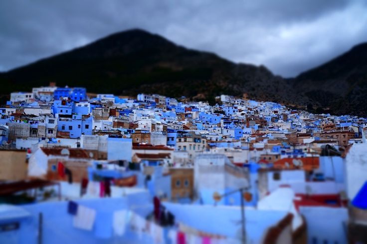 I could not stop taking pictures in Chaouen, it was too beautiful. It was cloudy with a drizzle that day, but I didn't mind and didn't care. Well, it actuallyrained pretty hard later a…