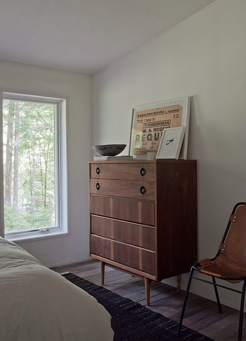 Chest of Drawers | Dresser ~ Scandinavian retreat > Catskill country house
