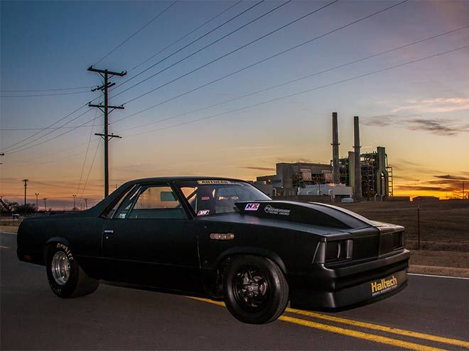Street Outlaws' KamiKaze Chris and The ElCo