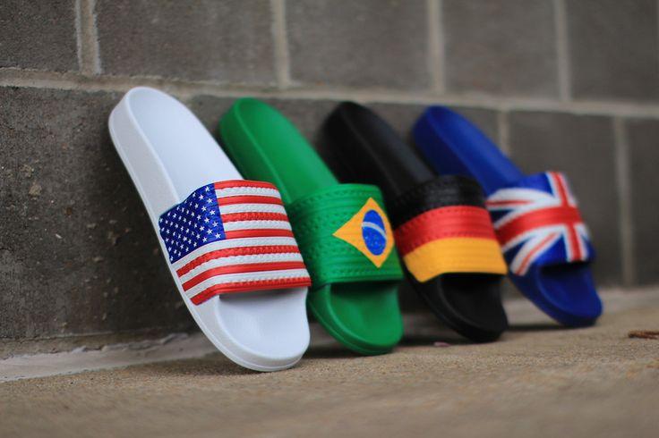 Adidas Sandals 2014