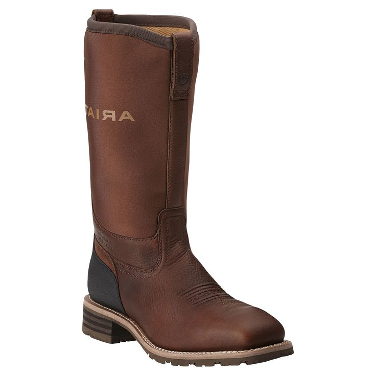 Ariat Hybrid All Weather Steel Toe Boots