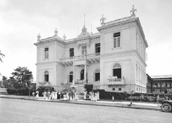 Edificio Gobernación de Panamá, BellaVista