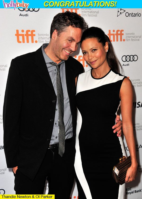 Thandie Newton Expecting Third Child With Husband — Congrats
