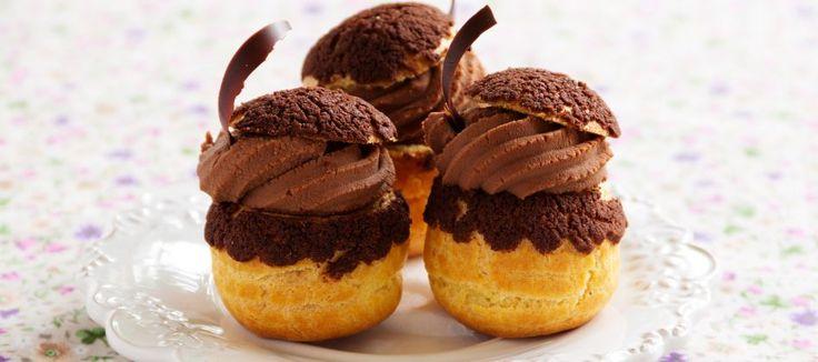 17 best images about choux tout chou on pinterest - Herve cuisine pate a choux ...