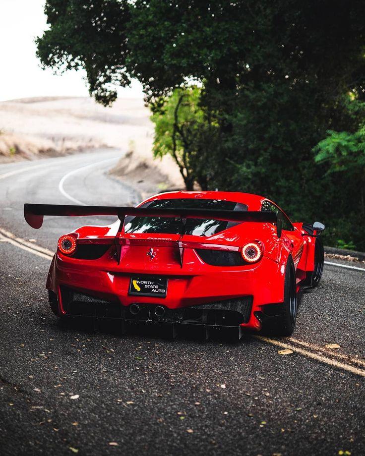 Ferrari 488 Widebody – Ferrari