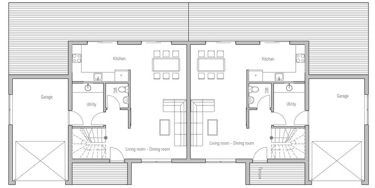 house design duplex-house-ch244d 10