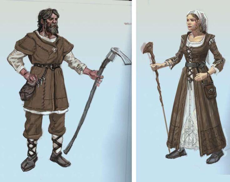 Character And Npc Design : Best npc townsfolk images on pinterest character art