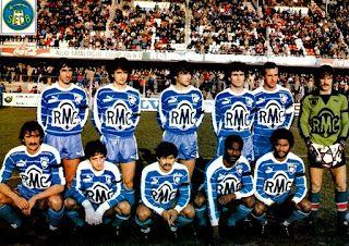 EQUIPOS DE FÚTBOL: BASTIA 1982-83