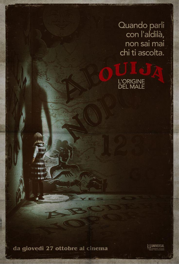 Ouija le origini del male Poster Ufficiale