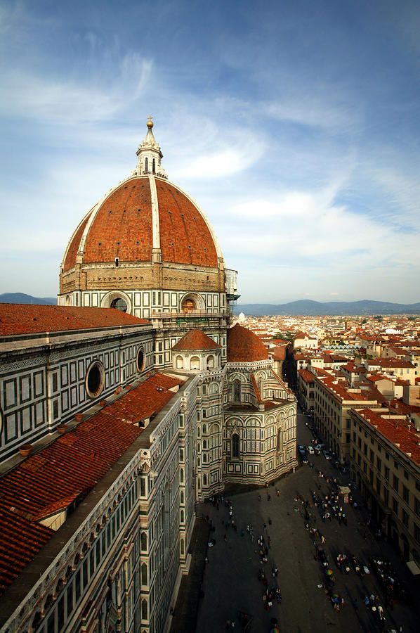 ✯ Florence Duomo - Italy - When I move to Italy, this will be my home base.  LOVE Firenze!