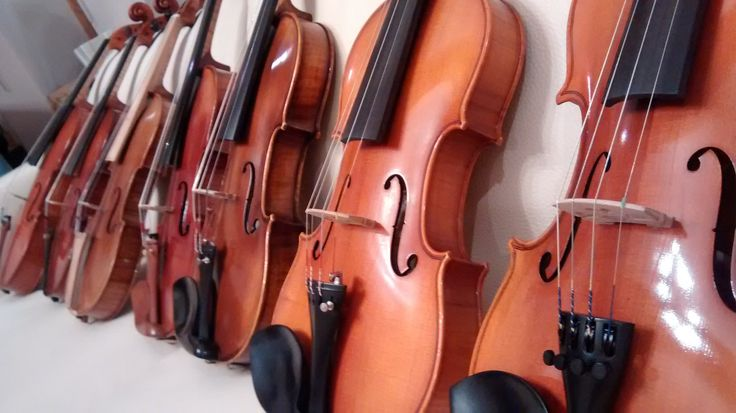 """""""Renting a Violin for Your Student Violinist"""" You may want to rent your child an instrument rather than purchasing a new one. There are pluses and minuses to both scenarios. #violinist #violin #student #renting #instrument #music #BenningViolins"""