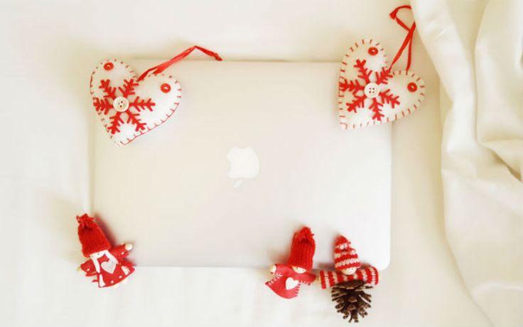My happy notebook: Weekend recap & Christmas mood!