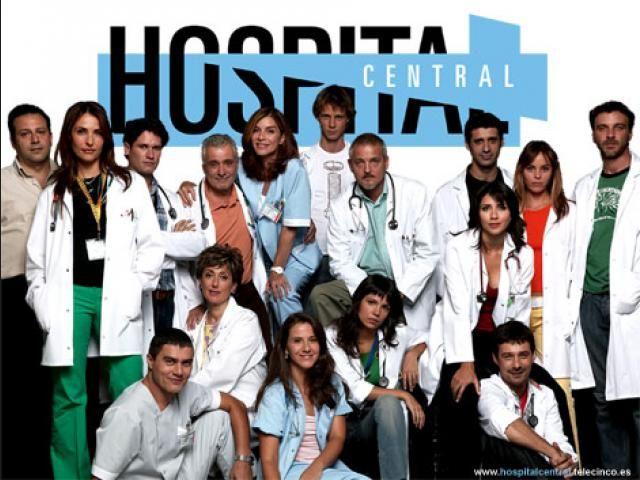 Hospital Central (2000-2012) Sigue las vidas personales y profesionales del ficticio Hospital Central en Madrid.