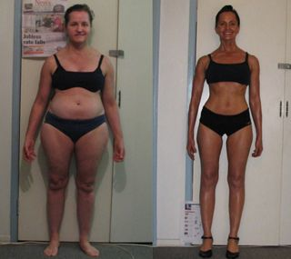 hiit before and after - Bing Images | Before & Afters | Pinterest | Training, HIIT and 12 weeks