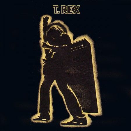 T. Rex - Classic Music Review - Electric Warrior -