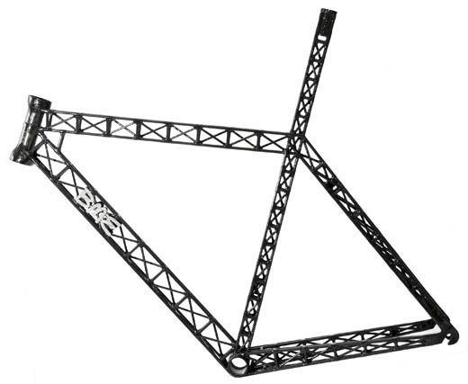 Carbon C-Thru Road Frame