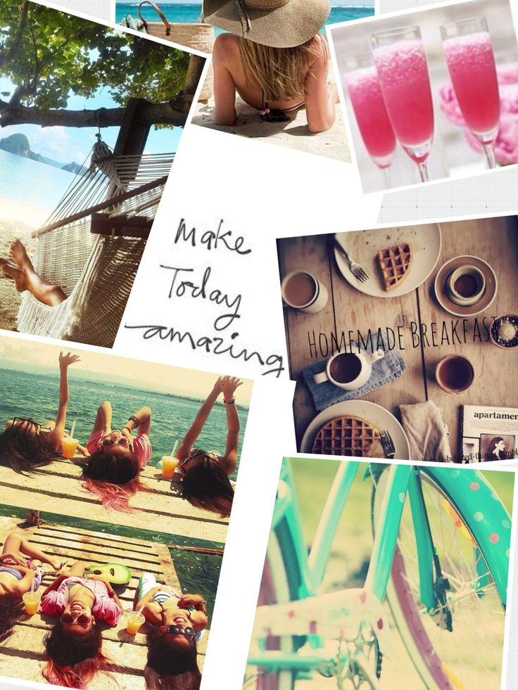 Make This day amazing  Bubblesandbuttons.com.au