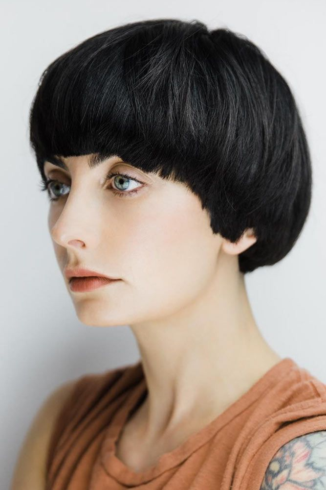 What Is A Pageboy Haircut : pageboy, haircut, Short
