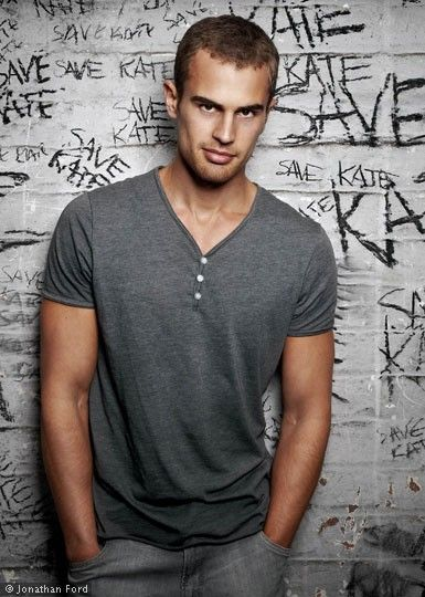 My cast choice for Drew: Theo James