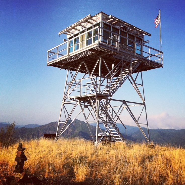 629 Best Images About Forestry Lookouts On Pinterest