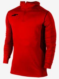 SilverSportWear Chamarra Futura color rojo