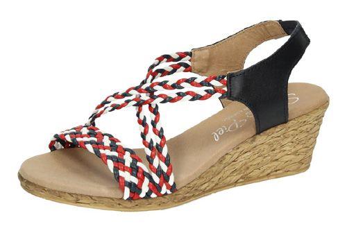 Comprar Online zapatos SANDALIAS CUÑA de SANDALIAS   económico y de calidad en Zapatop.com tienda online de calzado