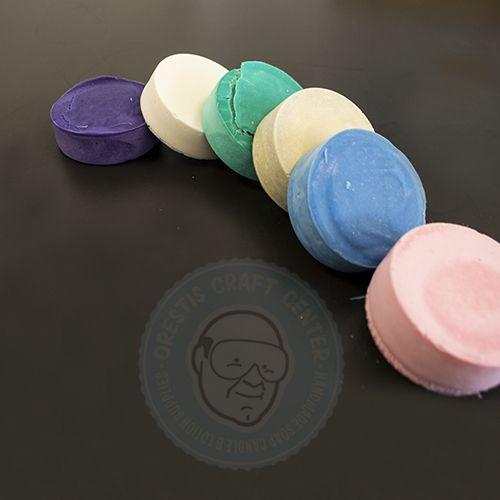 Τα χρώματα pigment στα σαπούνια ψυχρής μεθόδου