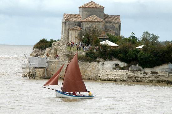 Meschers sur Gironde, Charente Maritime, France.