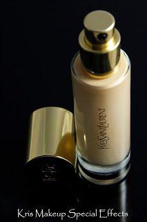 Kris Makeup Special Effects: Fondotinta Le Teint Touche Eclat di Yves Saint Lau...