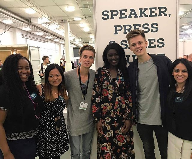 """What a great line up of speakers at the Media Production Show. Thank you @joe_sugg @caspar_lee for being part of the show. #mps2017 #eventplanner #eventprof"" by @missy_le_thornley.  #bride #weddingday #weddingdress #weddingphotography #bridal #weddinginspiration #weddingphotographer #groom #свадьба #instawedding #casamento #engagement #marriage #невеста #weddingphoto #engaged #prewedding #theknot #noiva #bridesmaids #brides #weddinginspo #weddingparty #weddinggown #partyplanning…"