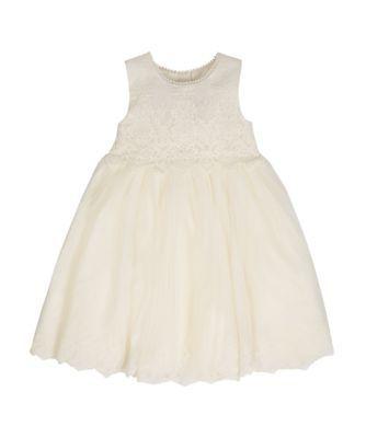 Cream Occasion Dress