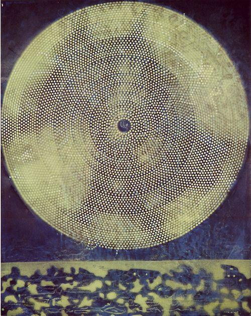 Max Ernst, Birth of a Galaxy, 1969 /  Sacred Geometry