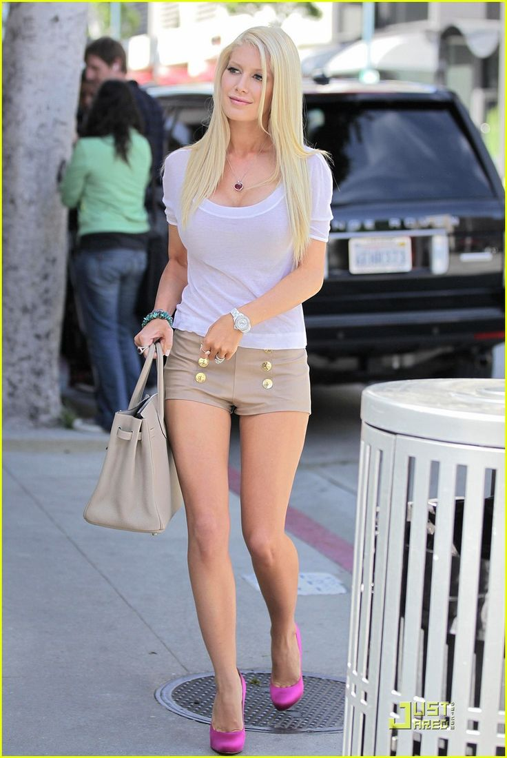Heidi Montag Heads For The Hills: Photo 2435553 | Audrina Patridge ...