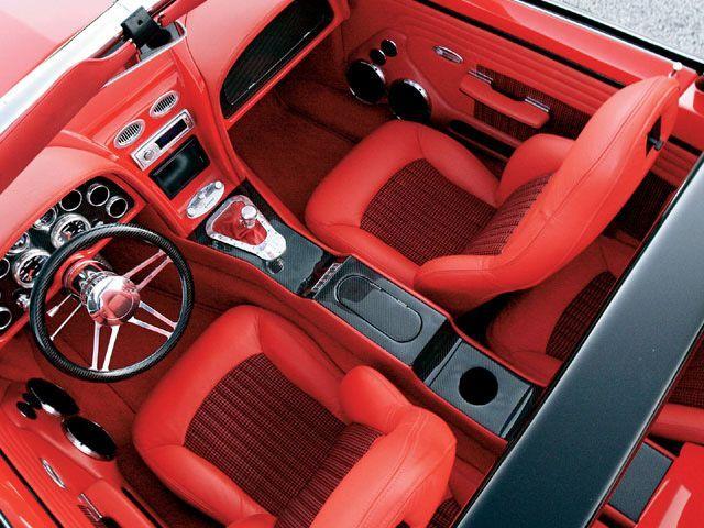 1967 Chevy Camaro Convertible - Super Chevy Magazine