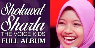 Download Lagu Sharla Sholawat Mp3 The Vois Kids Indonesia2017