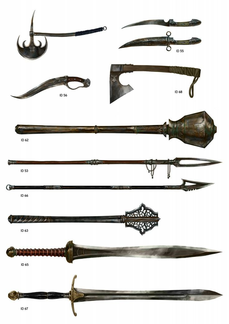 assassin's creed revelations multiplayer weapons by johan_g - I really like the straight-edged axe