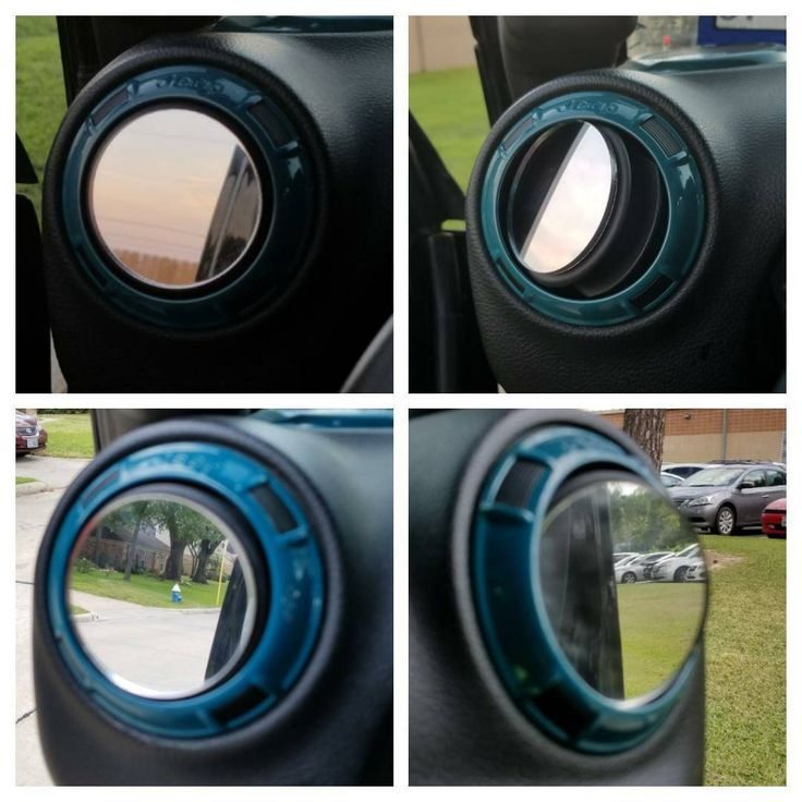 Jeep Mirror Add-ons