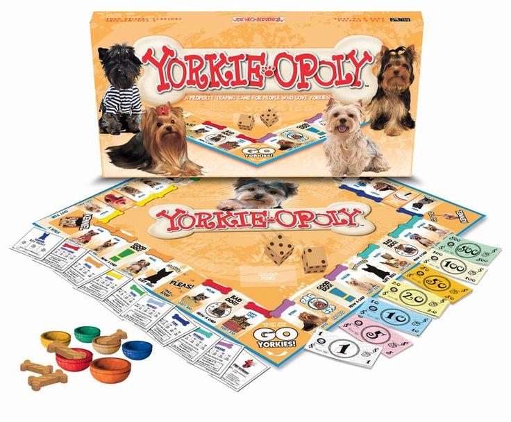 Yorkshire Terrier board game (с изображениями) | Игры